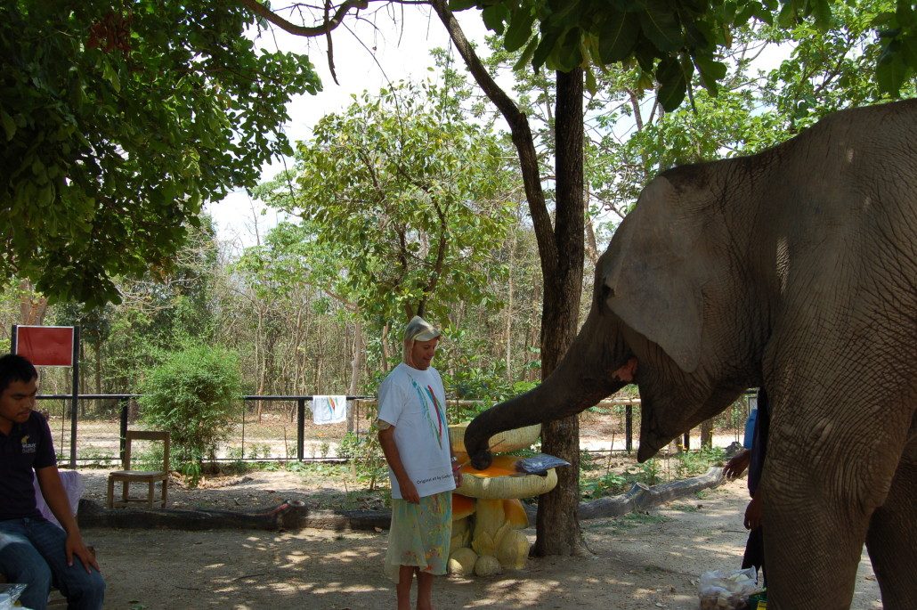 the Phnom Tamao Wildlife Rescue Center