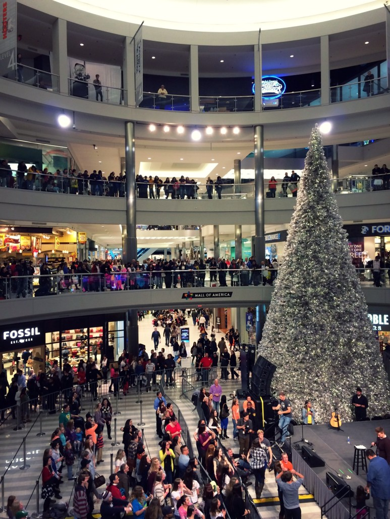 mall of america black friday