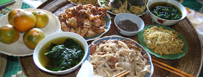 Vietnam local feast