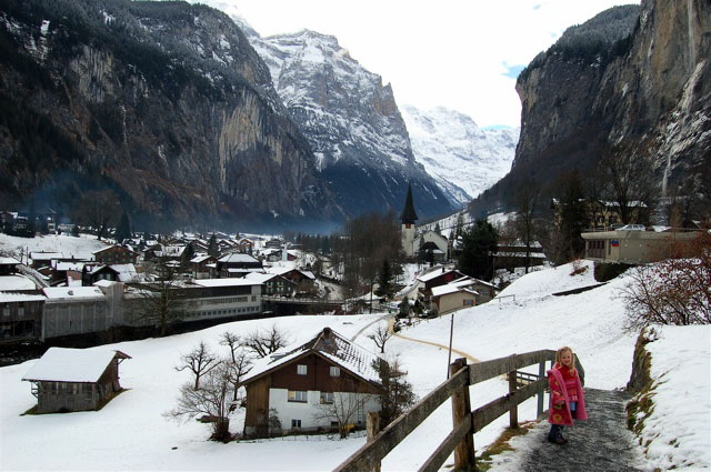 lauterbrunnen- switzerland
