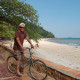 Cycling in Kep