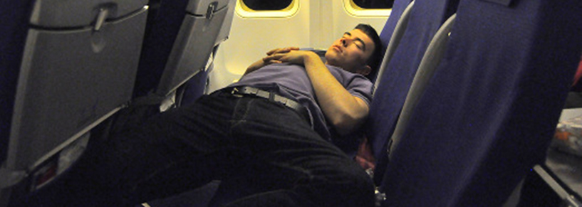 Tips-for--sleeping-on-plane
